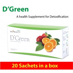 D'Green (20Sachets/box)