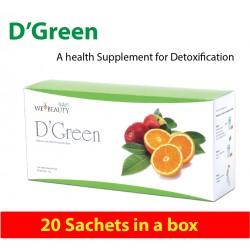 D'Green (20Sachets/box)